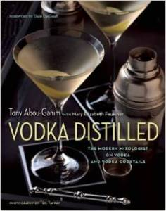 Vodka Distilled by Tony Abou Ganim