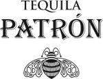 Patron Tequila BlkWht