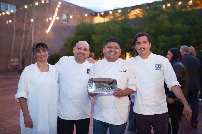 Inn of the Anasazi won TOP TACO 2017
